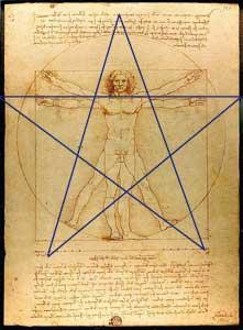 étoile pentanalogie